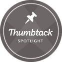 Thumbtack vendor badge